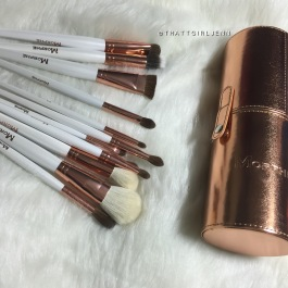 morphe brushes. well my morphe brush set finally arrived sometime early last week. if you weren\u0027t aware, i originally ordered for the first time from when they brushes